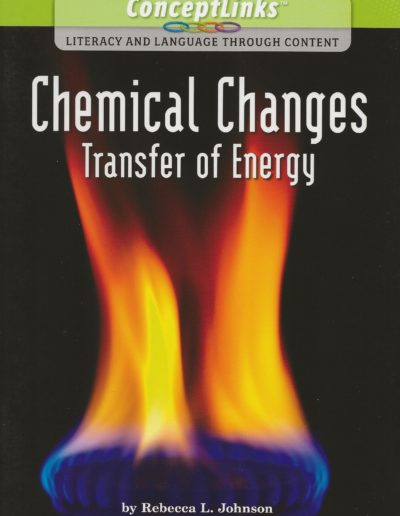 Millmark, Chemical Changes 1