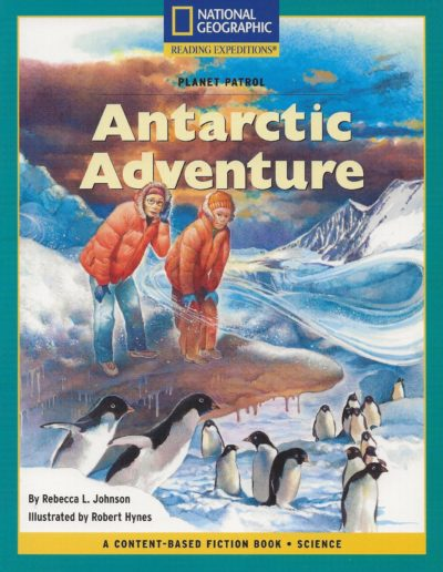 NGS Antarctic Adventure