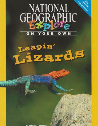NGS Leapin Lizards
