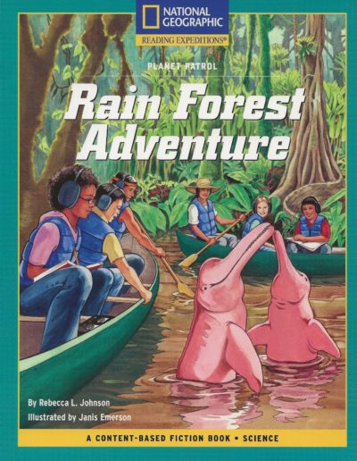 NGS Rain Forest Adventure