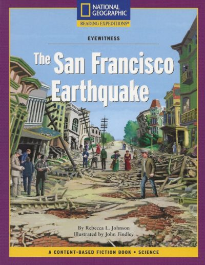 NGS SF Earthquake