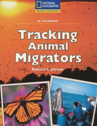 NGS Tracking Animal Migrators