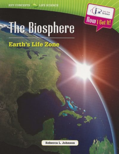 SRS Key Concepts, Biosphere cover