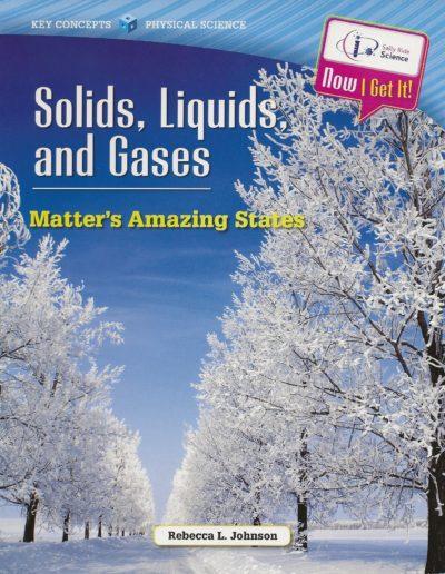 SRS Solids, Liquids, Gases